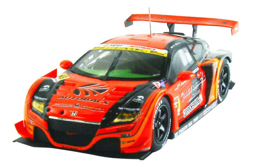 Ebbro 45056 ARTA CR-Z CT SGT300 2013 No.55 Orange 1/43 Scale