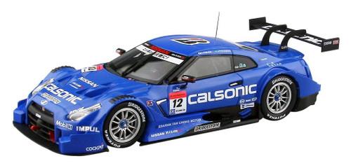 Ebbro 45101 CALSONIC IMPUL GT-R SGT 500 2014 Rd.2 Fuji Winner No.12 1/43 Scale