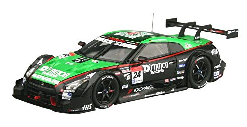 Ebbro 45103 D STATION ADVAN GT-R SGT 500 2014 Rd.2 Fuji No.24 1/43 Scale