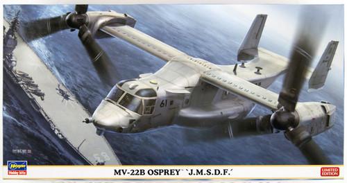 Hasegawa 02146 MV-22B Osprey J.M.S.D.F 1/72 Scale Kit