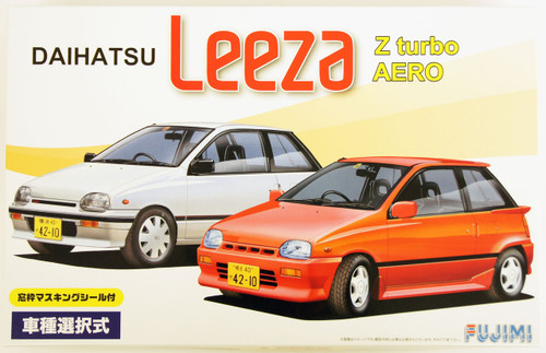 Fujimi ID-149 Daihatsu Leeza Z turbo or AERO 1/24 convertible Kit 039466