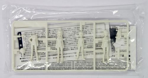 Fine Molds 41105 Girls & Panzer der Film Ahiru-san Team Figure Set 1/35 Scale Kit