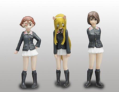 Fine Molds 41107 Girls & Panzer Type 3 Medium Tank Chi-Nu & Arikui-san Team Figure Set 1/35 Scale Kit