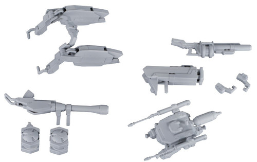 Bandai Iron-Blooded Orphans Option Set 2 & CGS Mobile Worker (Space Use) 1/144 Scale Kit