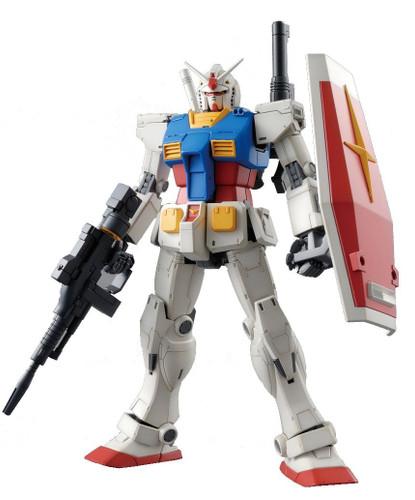 Bandai MG 013143 Gundam RX-78-02 Gundam (Gundam The Origin Version) 1/100 Scale Kit