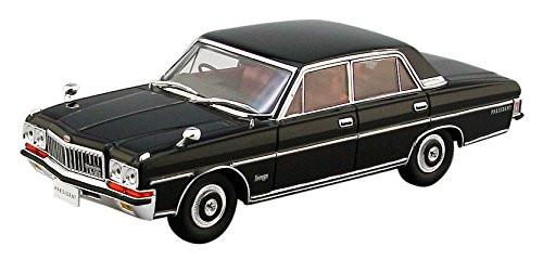 Ebbro 45305 Nissan President 252 Black 1/43 Scale