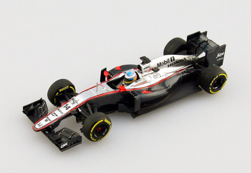 Ebbro 45324 McLaren Honda MP4-30 2015 Early Season Version No.14 1/43 Scale