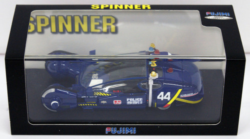 Fujimi 801971 Blade Runner Spinner (Resin Model) 1/43 Scale