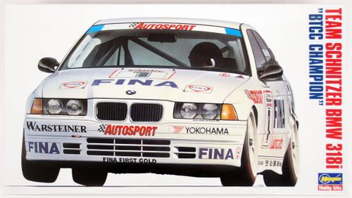 Hasegawa 20271 Team Schnitzer BMW 318i BTCC CHAMPION 1/24 Scale Kit