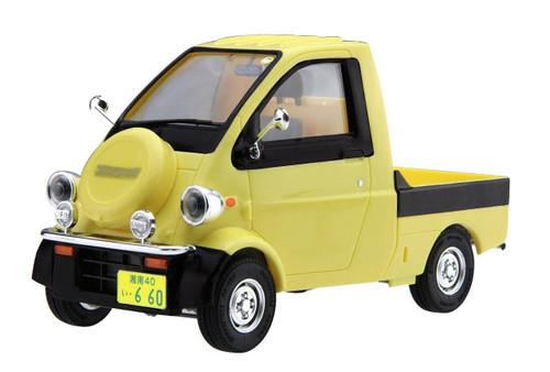Fujimi Car-Easy 03 077024 Daihatsu Midget II 1/24 Scale Kit