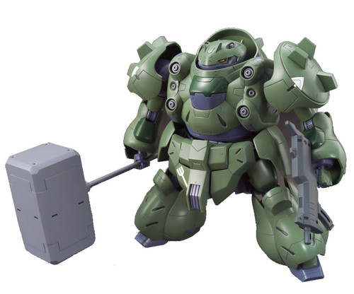 Bandai Iron-Blooded Orphans 008 Gundam GUSION 1/144 Scale Kit