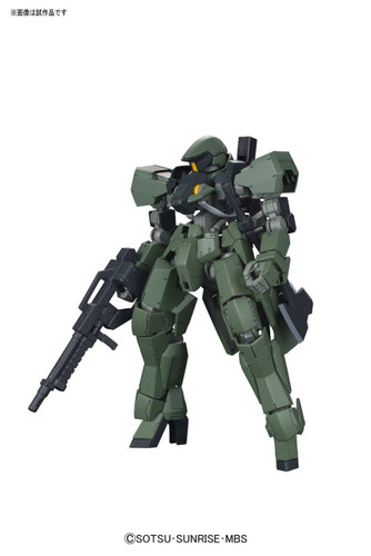 Bandai Iron-Blooded Orphans 032328 Gundam GRAZE (Standard Type/ Commander Type) 1/100 Scale Kit