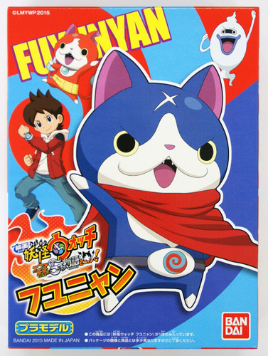 Bandai Yo-Kai Watch 044857 FUYUNYAN Plastic Model Kit