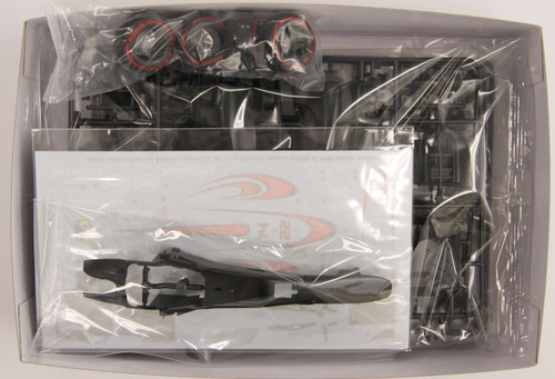 Ebbro 20014 Middle Season McLAREN HONDA MP4-30 2015 1/20 Scale plastic model Kit