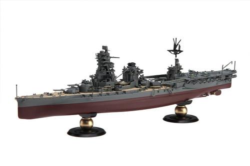 Fujimi FH-35 IJN Japanese Navy Carrier BattleShip HYUGA (Full Hull) 1/700 Scale Kit
