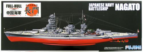Fujimi FH-36 IJN Japanese Navy BattleShip NAGATO (Full Hull) 1/700 Scale Kit