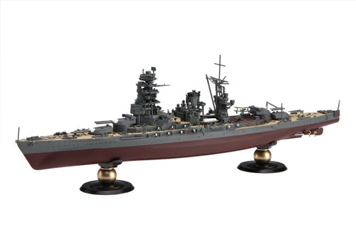Fujimi FH-36 IJN Japanese Navy BattleShip NAGATO (Full Hull) 1/700 Scale Kit