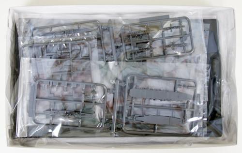 Fujimi Gunko 02 401300 Nasagaki Sasebo Naval Port 1/3000 Scale Kit