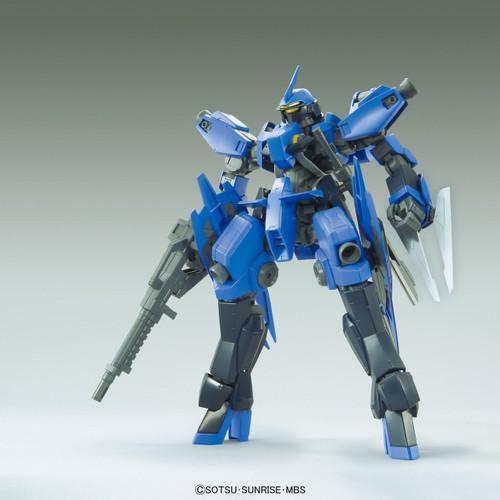 Bandai Iron-Blooded Orphans 059776 MCGILLIS'S SCHWALBE GRAZE 1/100 Scale Kit