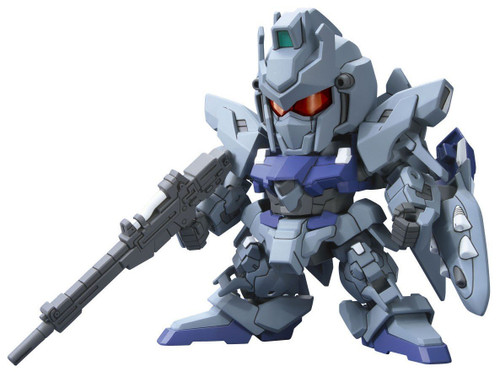 Bandai SD BB 379 Gundam MSN-001A1 Delta Plus Plastic Model Kit