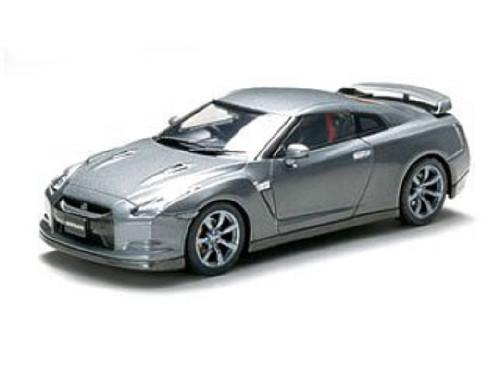 Fujimi 152226 FDM NISSAN GT-R R35 Dark Metal Gray 1/43 Scale
