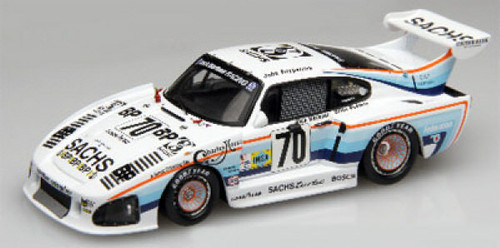 Fujimi 152349 FDM4 PORSCHE 935 K3 #70 Le Mans 1980 J.Fitzpatrick / B.Redman / D.Barbour 1/43 Scale