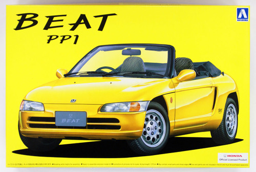 Aoshima 51481 Honda Beat PP1 1/24 Scale Kit