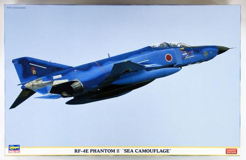 Hasegawa 07424 RF-4E Phantom II Sea Camouplage 1/48 Scale Kit