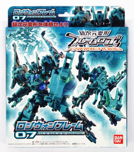 Bandai 060000 FRAMERobo 07 RONWONFRAME Plastic Model Kit