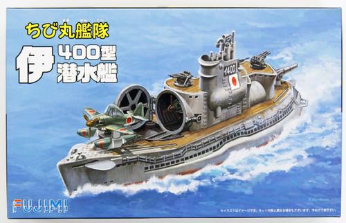 Fujimi TK17 Chibi-maru Kantai Fleet IJN Submarine I-400-class non-Scale Kit