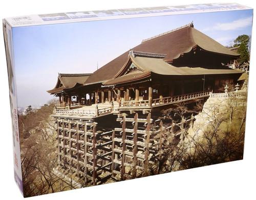 Fujimi Tatemono- 11 Kyoto Kiyomizu Temple 1/400 Scale Kit