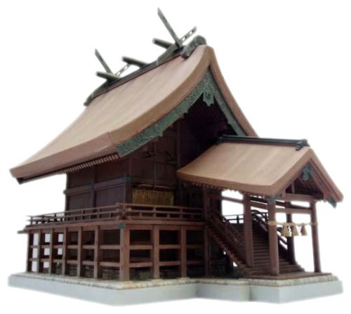 Fujimi Tatemono-9 Izumo Taisha (Izumo Grand Shrine) (Japan) 1/100 Scale Kit