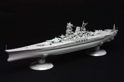 Fujimi 610009 IJN Imperial Japanese Navy BattleShip Yamato 1945 1/500 Scale Kit