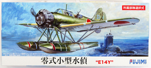 Fujimi C22 Type 0 Light Reconnaissance Seaplane 1/72 Scale Kit 722818