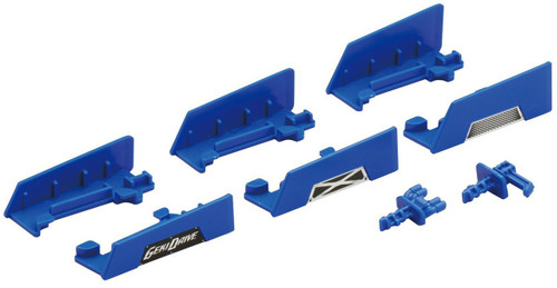 Bandai GEKI DRIVE CP-009 Side Shield Set 01 4549660063094