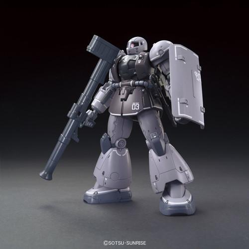Bandai Gundam The Origin 008 YMS-03 WAFF 1/144 Scale Kit