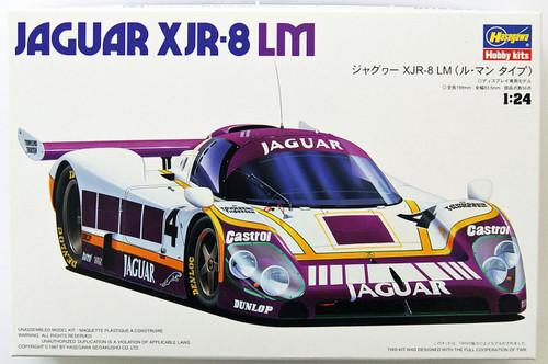 Hasegawa 20272 Jaguar XJR-8LM (Le Mans Type) 1/24 Scale Kit