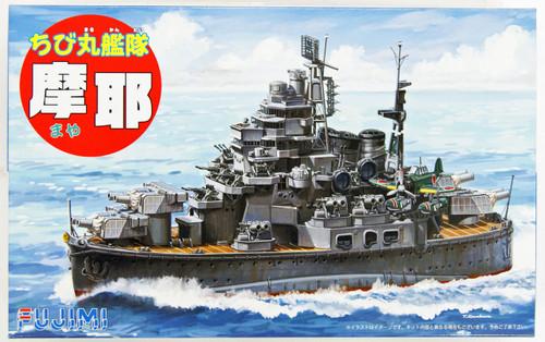 Fujimi TK21 Chibi-maru Kantai Fleet IJN Aircraft Carrier Maya non-Scale Kit