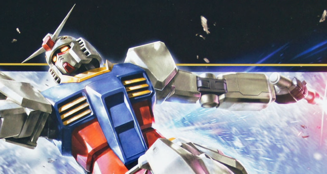 ​RX-78-2 GUNDAM DE BANDAI : REVIEW GUNPLA