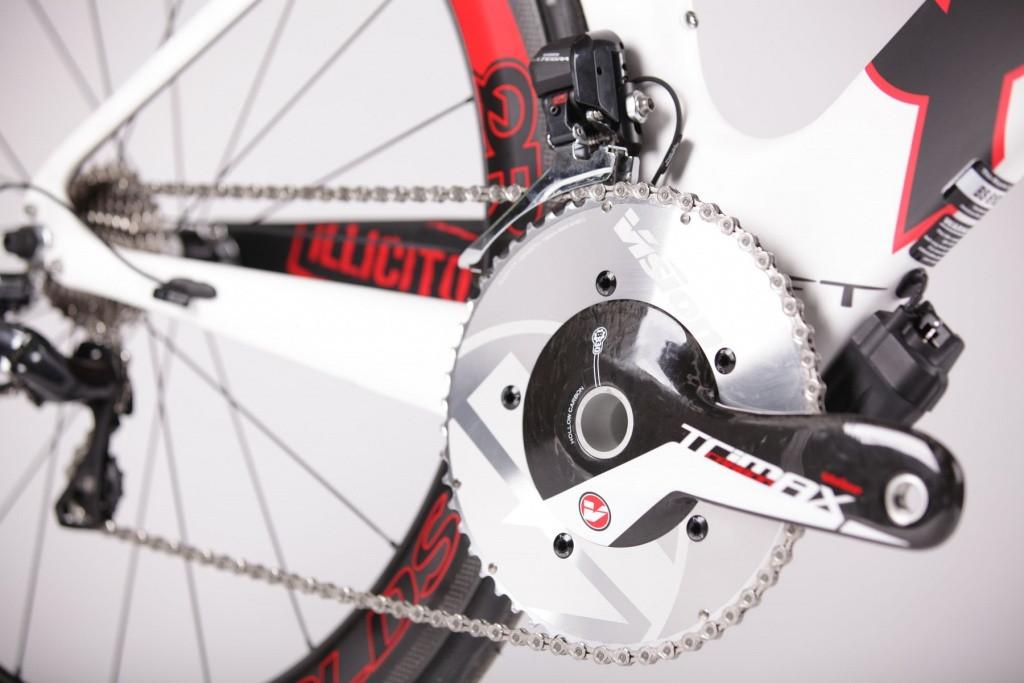 Quintana Roo Illicito Race Ultegra Di2 Triathlon Bike