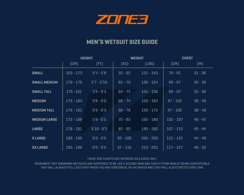 Zone3 - Aspire Wetsuit - Men's - 2018