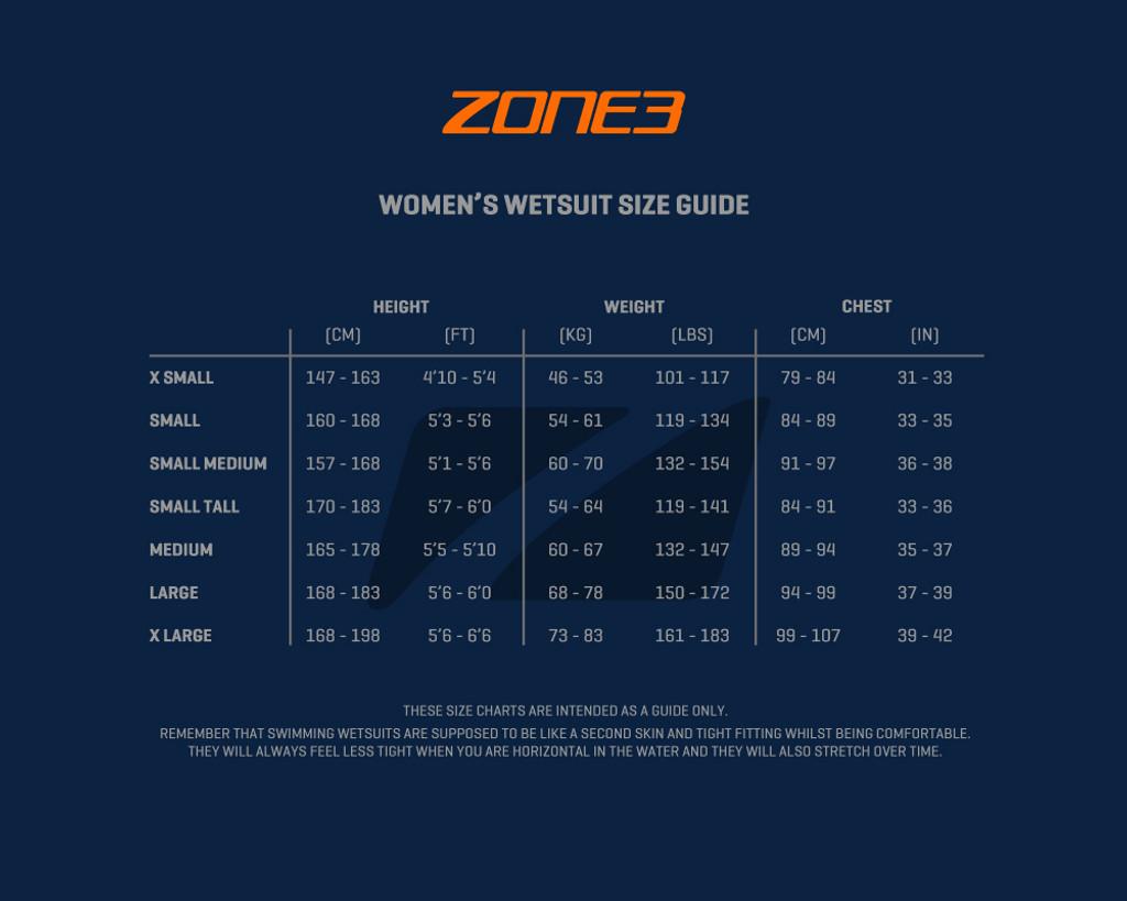 Zone3 - Vanquish Wetsuit - Women's - 2018