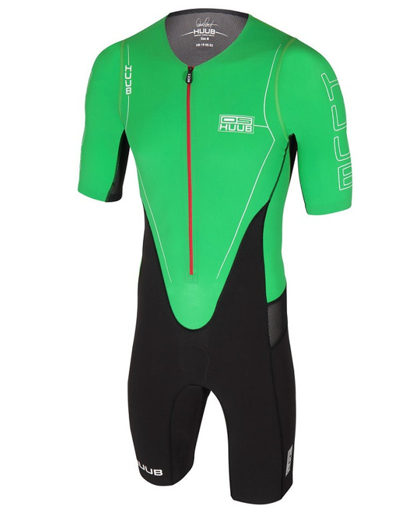 HUUB - Dave Scott Long Course Suit - Green