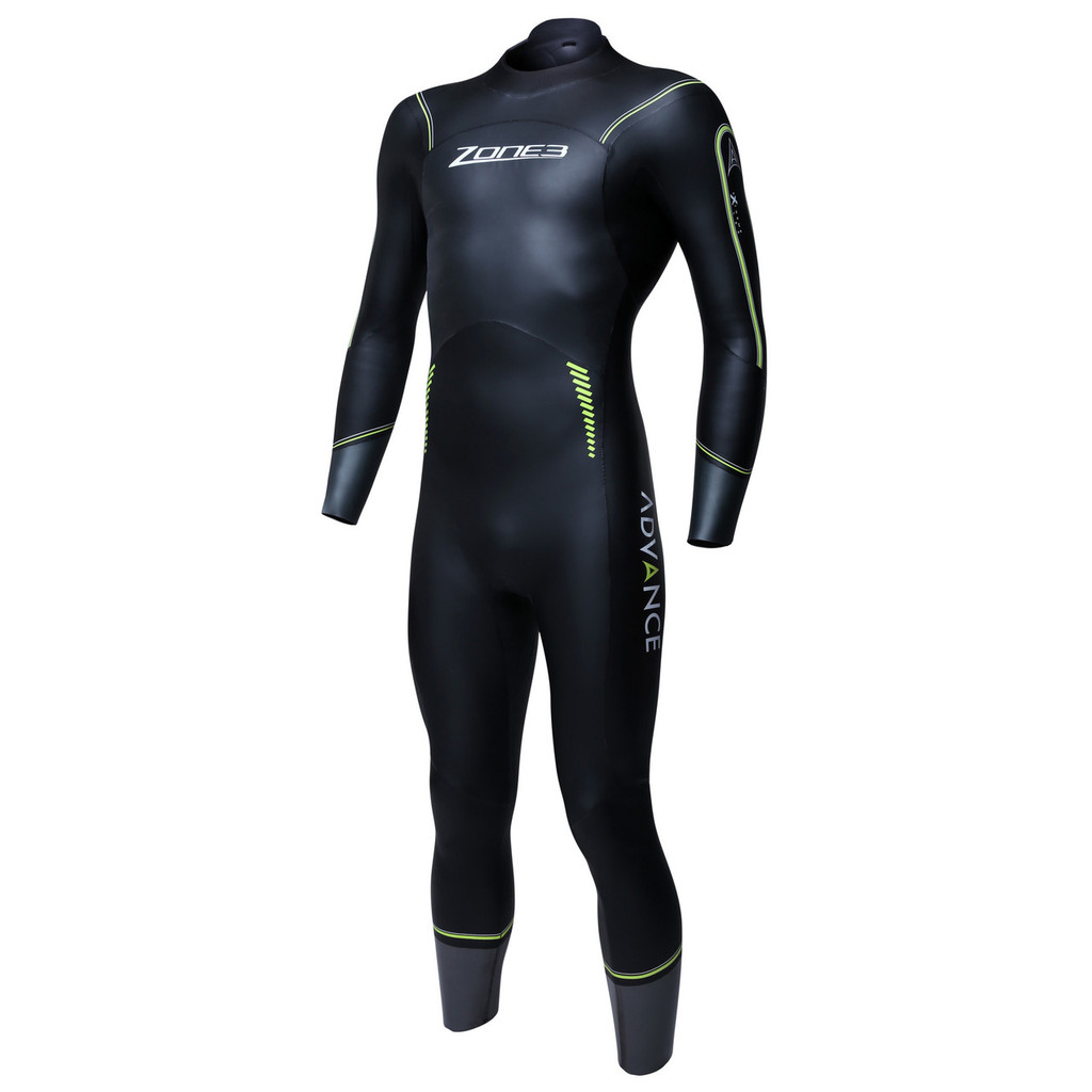 Zone3 - Advance Wetsuit - Men's - 2017 - Ex-Rental 2 Hire