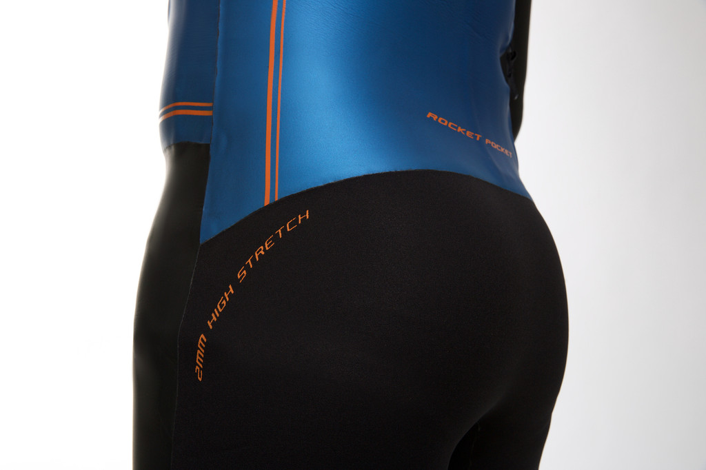 Zone3 - Men's Evolution SwimRun Shorty Wetsuit - Ex Rental One Hire