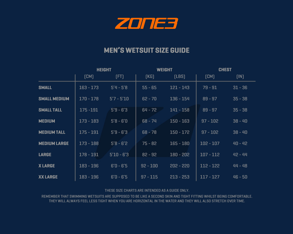 Zone3 - Vision Sleeveless Wetsuit - Men's - 2018