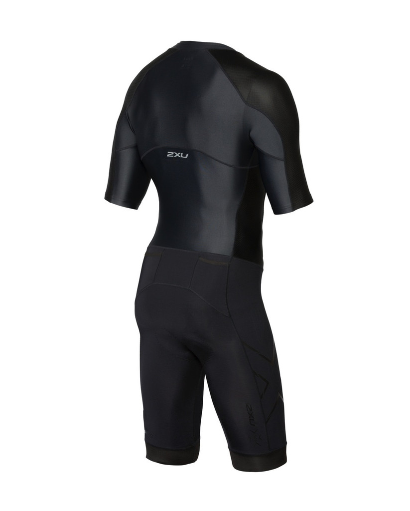 2XU - Compression Full Zip Sleeved Trisuit - Men's - 2018