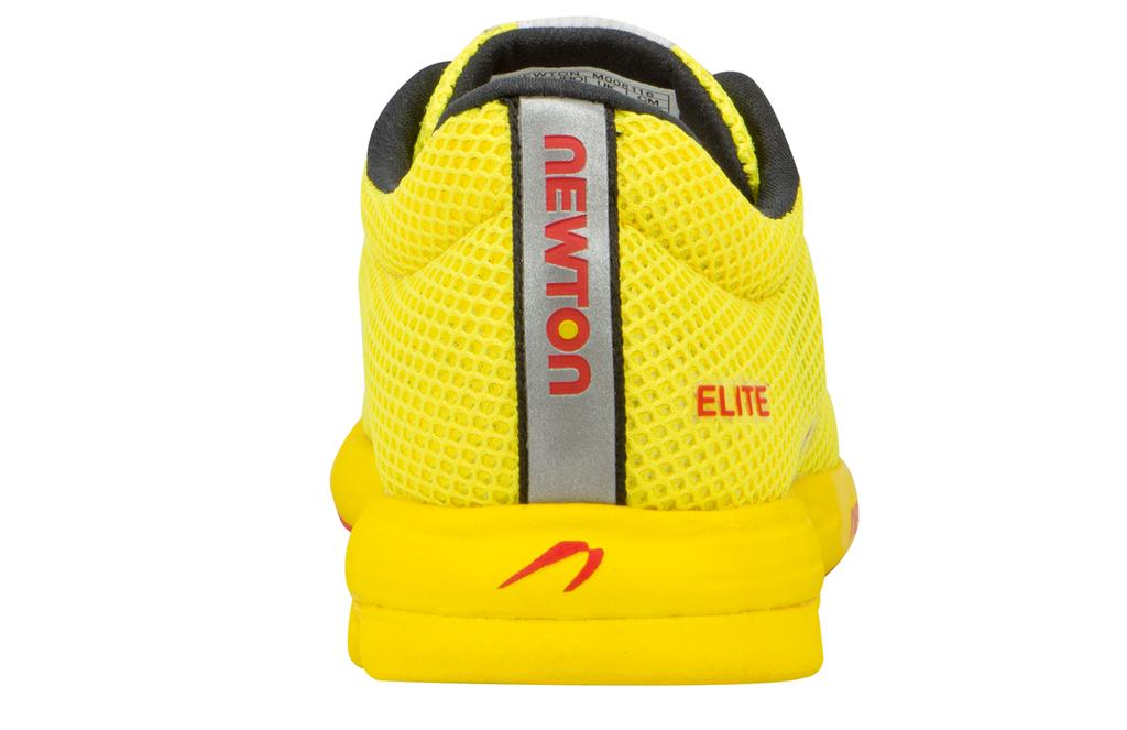 Newton - Men's Distance Elite - 2018 - Yellow/Red