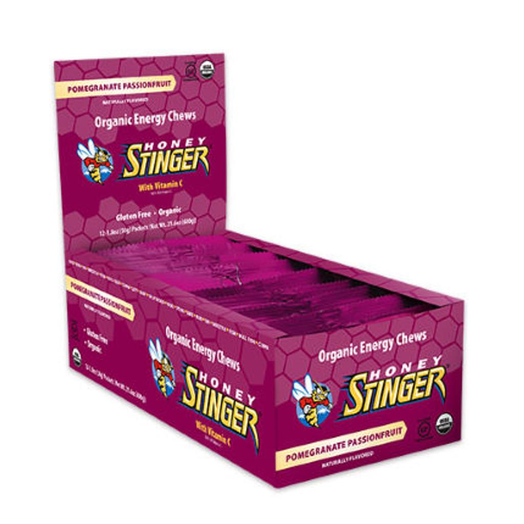 Honey Stinger Energy Chews (12 x 50g)