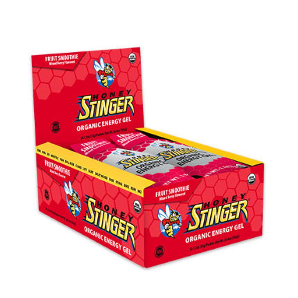 Honey Stinger Organic Energy Gel (24 x 32g)